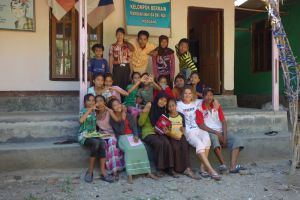 students from my English class, Petiwung school, Lombok, Indonesia