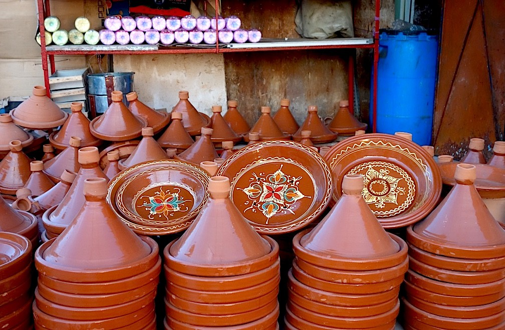 tagines and accessories