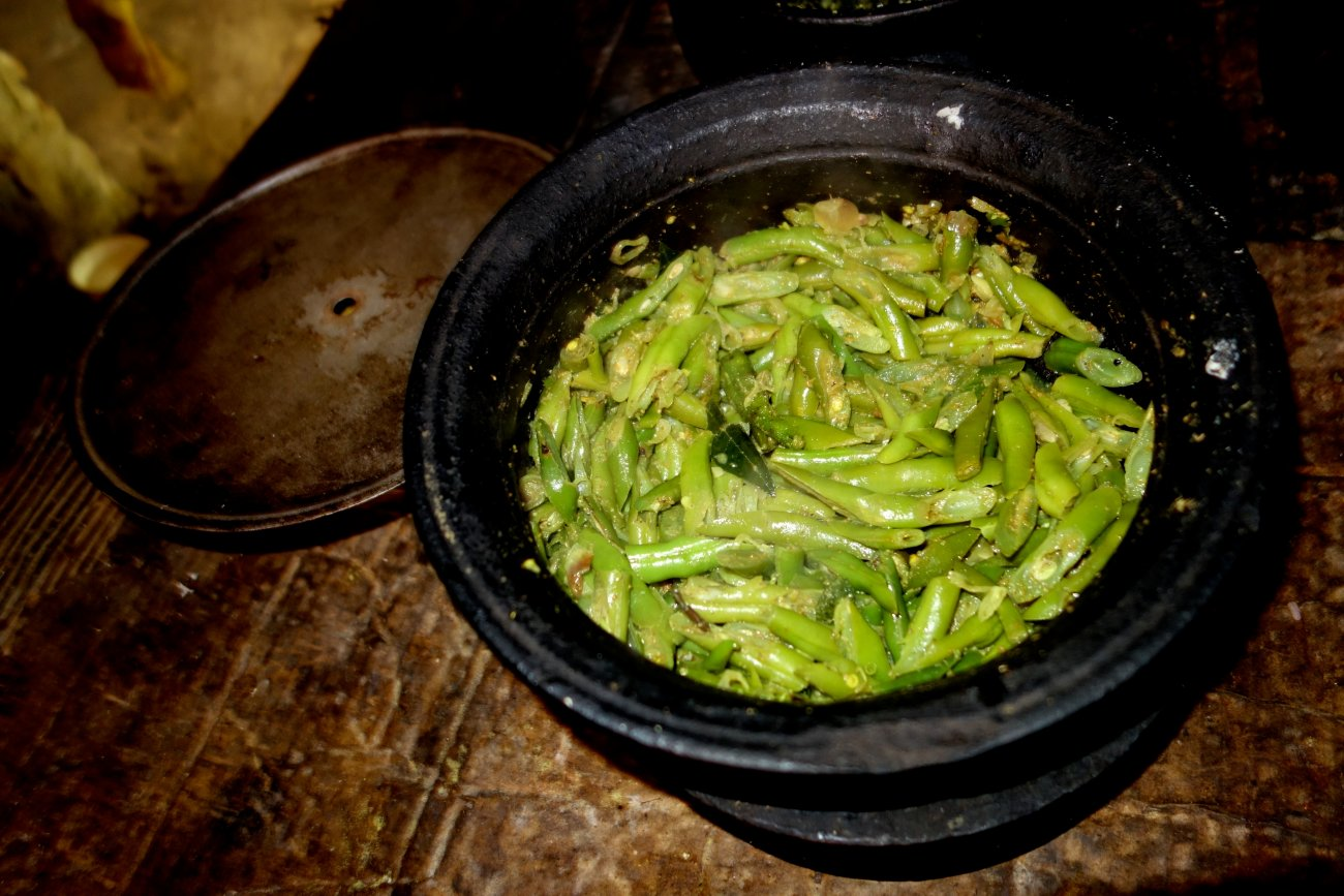 Green bean curry sri lanka exotic recipes authentic world food forumfinder Image collections